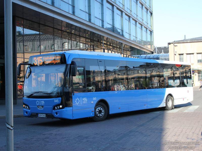 Nobina Finland 845