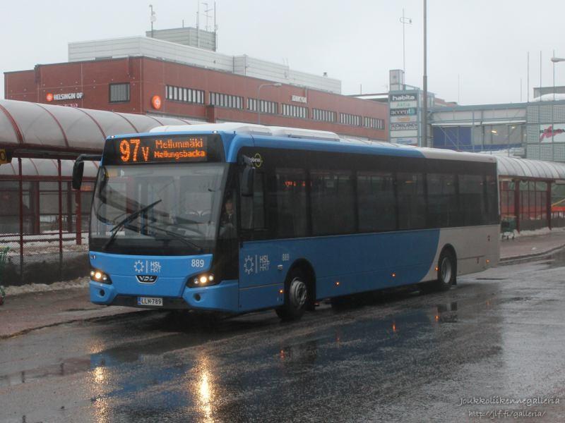 Nobina Finland 889