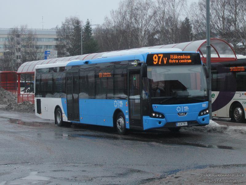 Nobina Finland 881