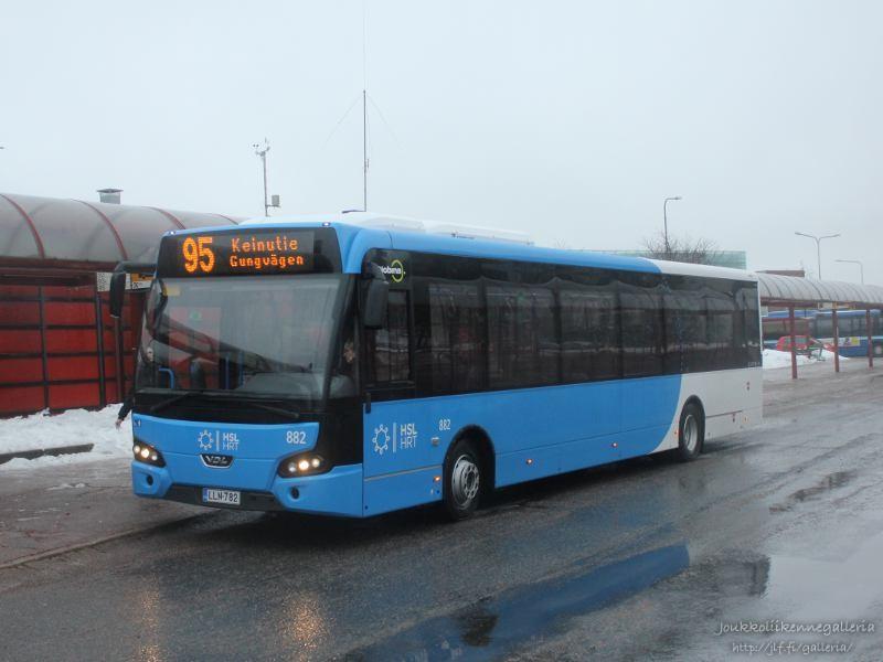 Nobina Finland 882