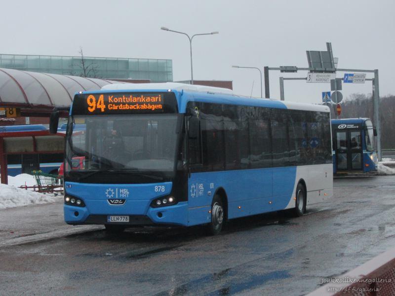 Nobina Finland 878