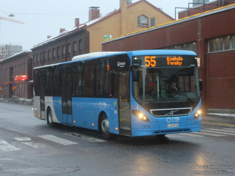 Veolia Transport 1260