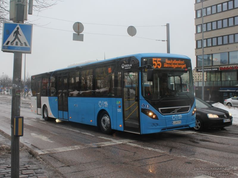 Veolia Transport 1263