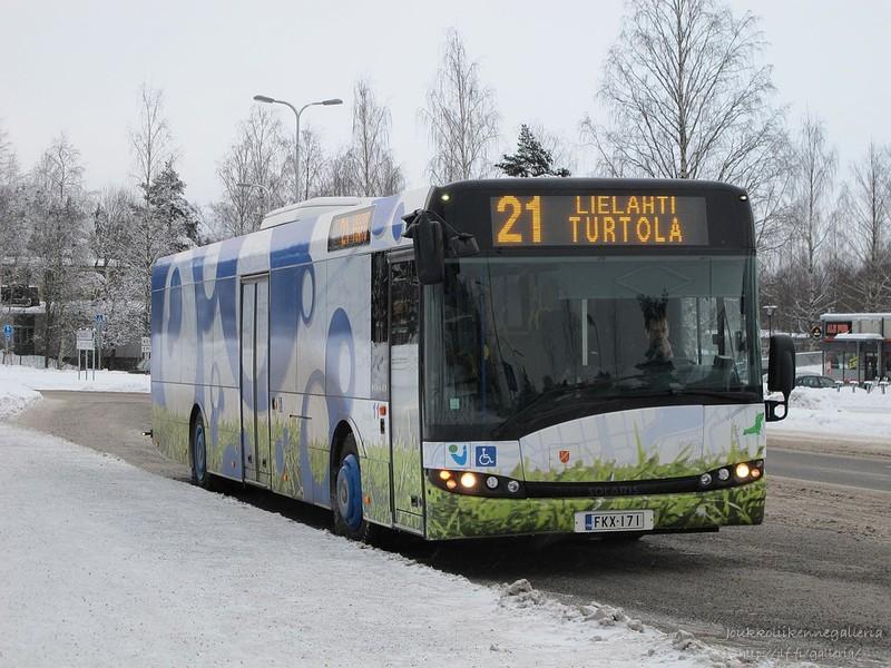 Tampereen Kaupunkiliikenne 11
