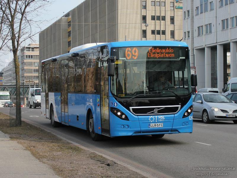 Veolia Transport 1261