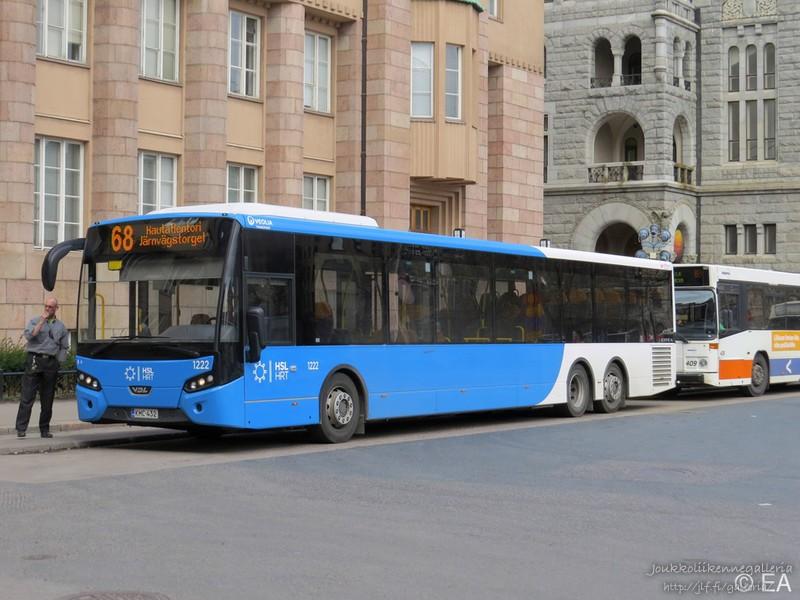 Veolia Transport 1222