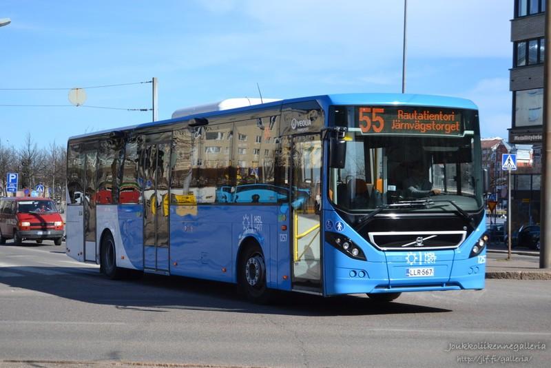 Veolia Transport 1257