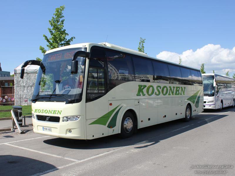 Linja-autoliike S. Kosonen 7