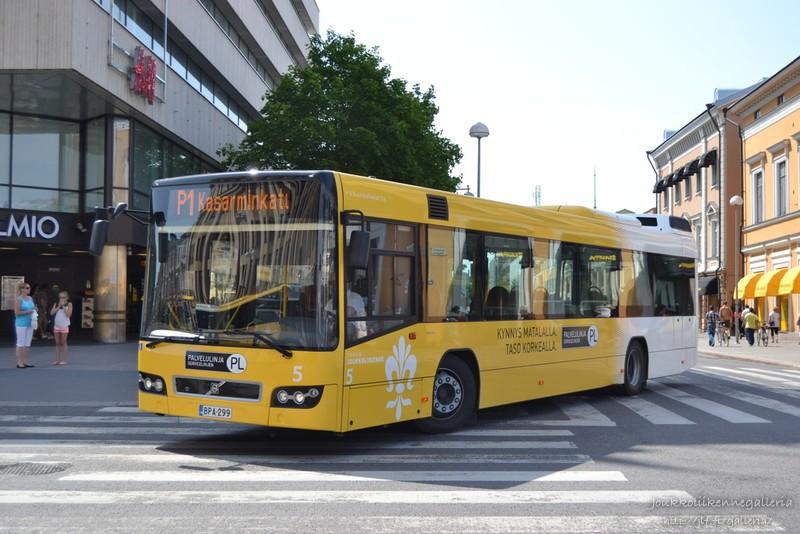 V-S Bussipalvelut 5
