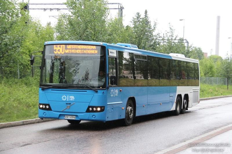 Nobina Finland 470