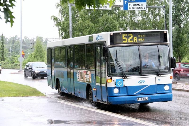 Helsingin Bussiliikenne 35
