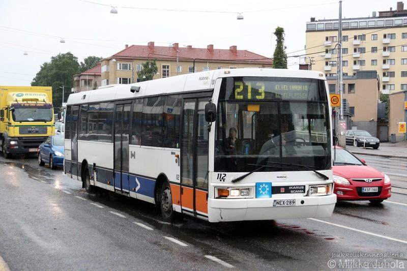 Nobina Finland 112
