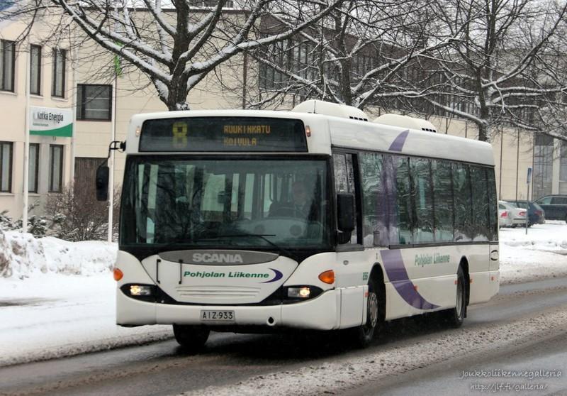Pohjolan Liikenne 856