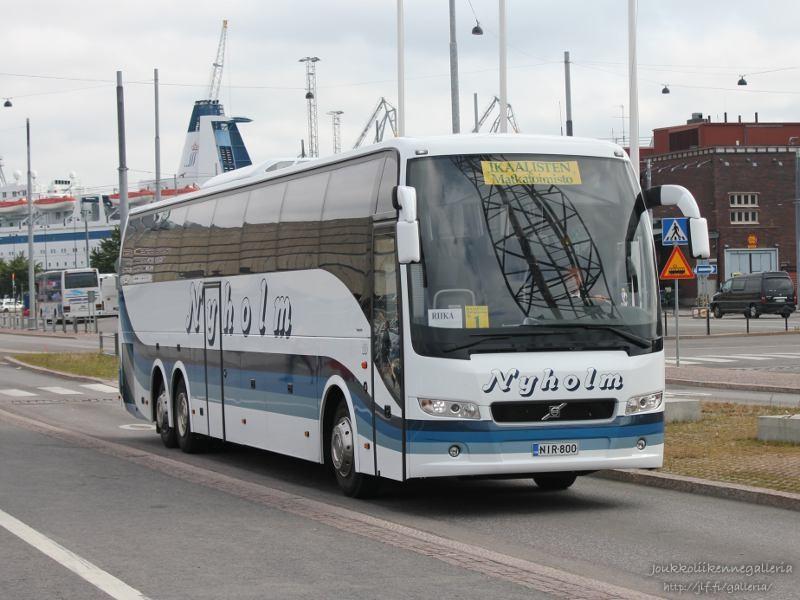 Linjaliikenne Nyholm 10