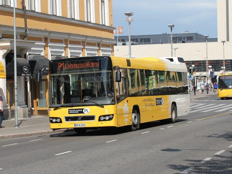 V-S Bussipalvelut 1