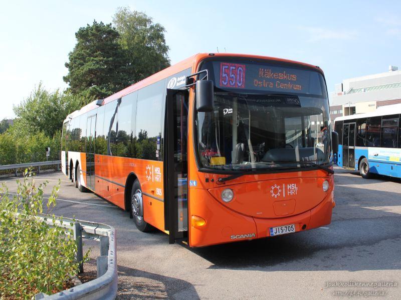 Helsingin Bussiliikenne 1305