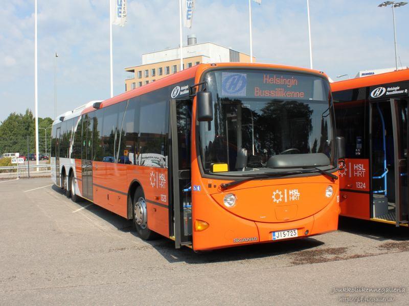 Helsingin Bussiliikenne 1323