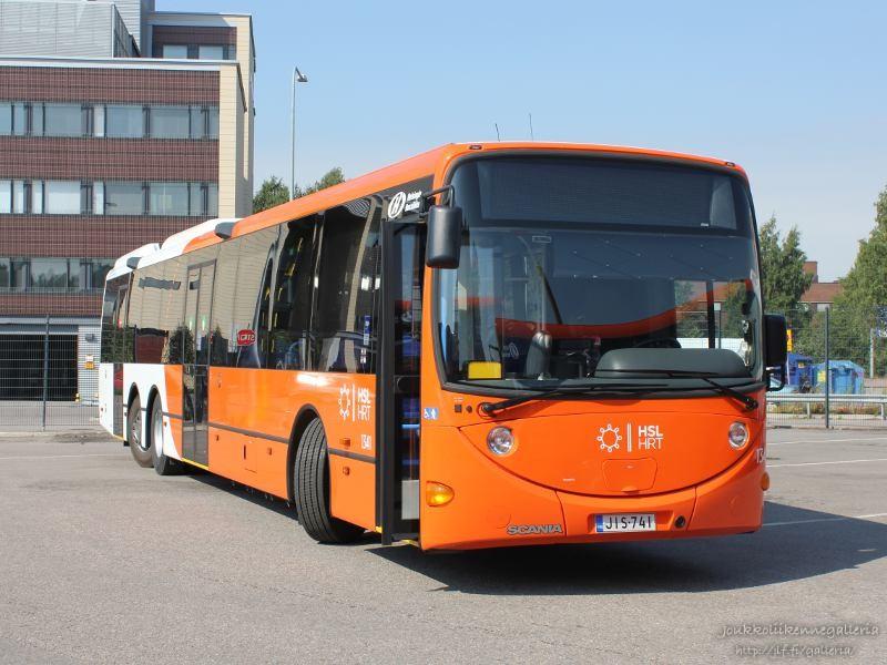 Helsingin Bussiliikenne 1341