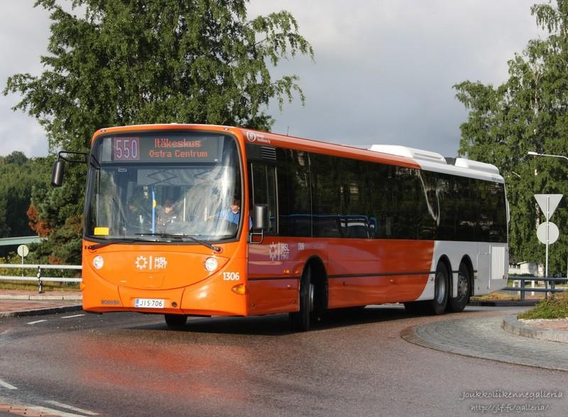 Helsingin Bussiliikenne 1306