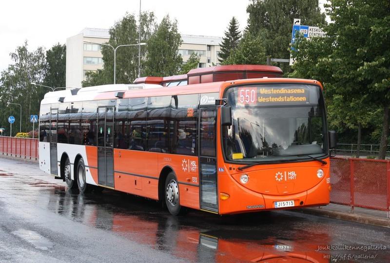 Helsingin Bussiliikenne 1313