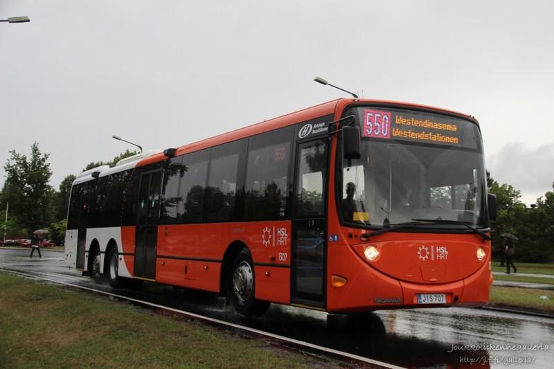 Helsingin Bussiliikenne 1307
