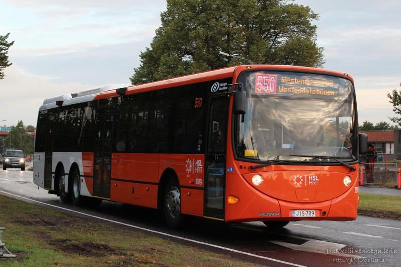Helsingin Bussiliikenne 1309