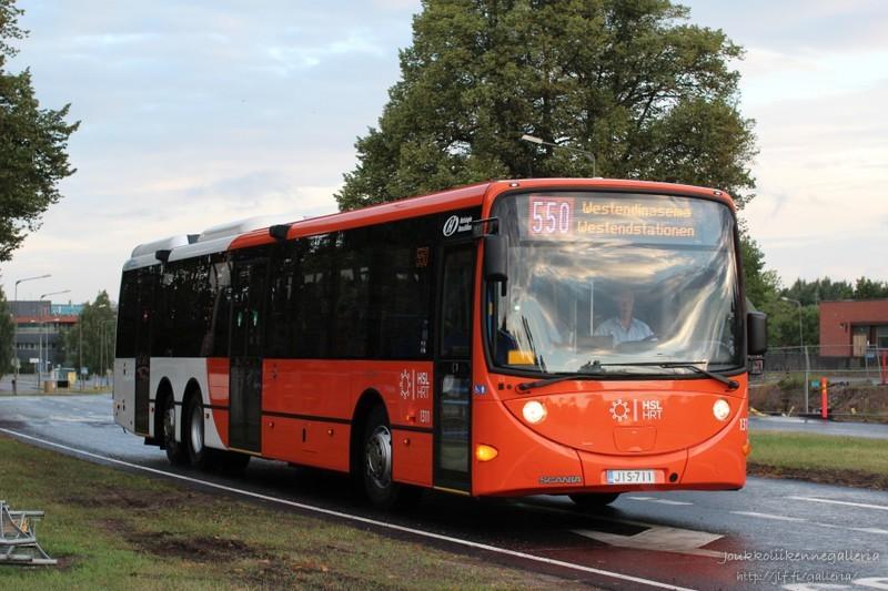 Helsingin Bussiliikenne 1311