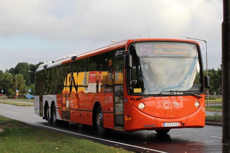 Helsingin Bussiliikenne 1312