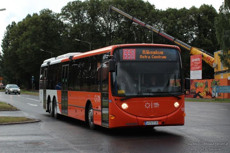 Helsingin Bussiliikenne 1315