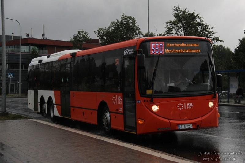 Helsingin Bussiliikenne 1320