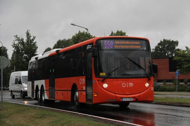 Helsingin Bussiliikenne 1326