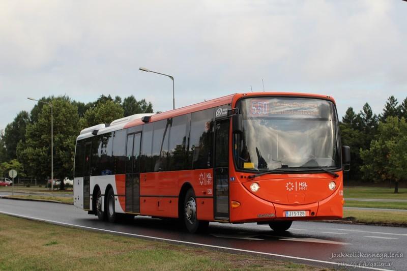 Helsingin Bussiliikenne 1328