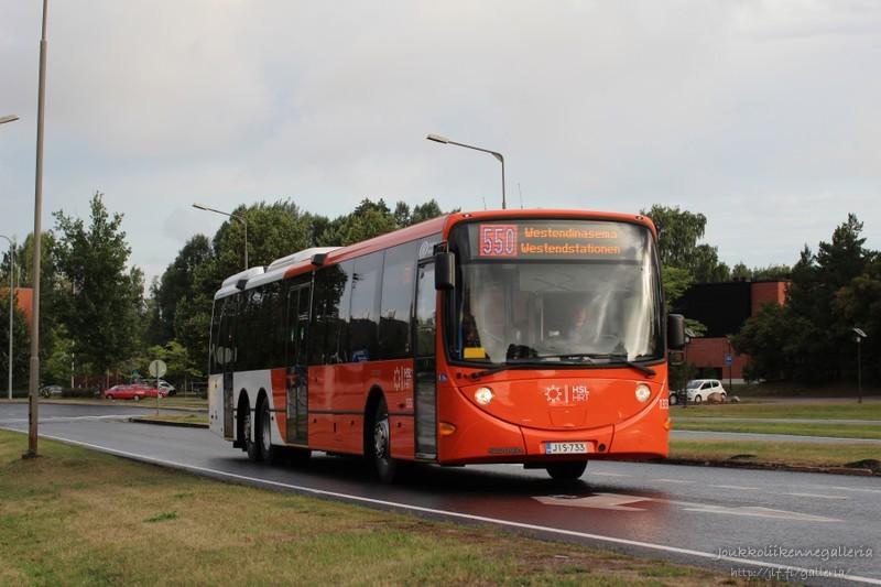 Helsingin Bussiliikenne 1333