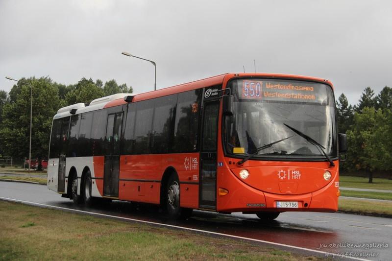 Helsingin Bussiliikenne 1336