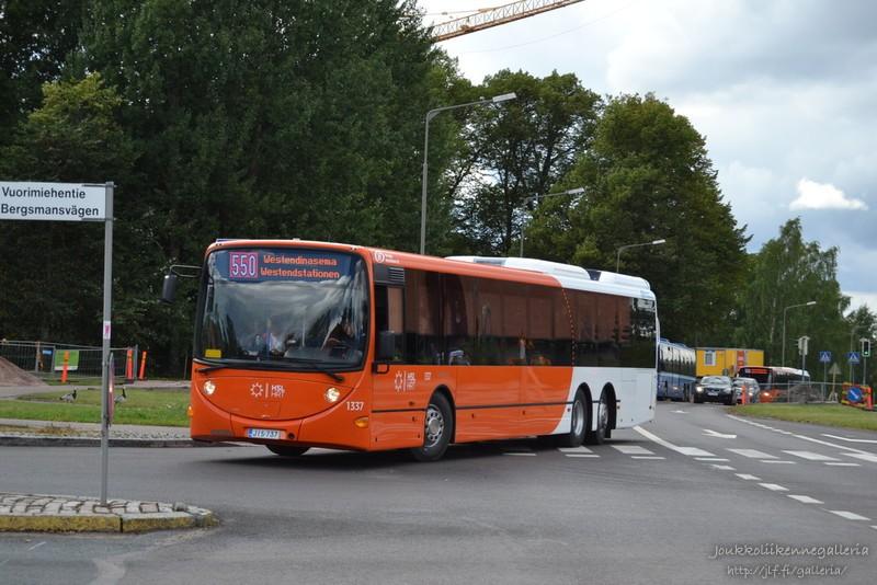 Helsingin Bussiliikenne 1337