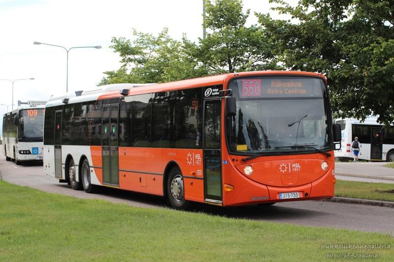 Helsingin Bussiliikenne 1335