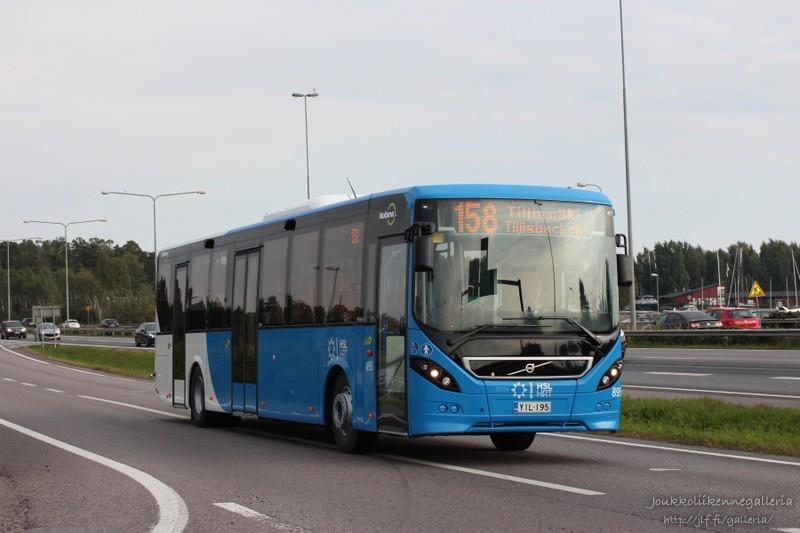 Nobina Finland 895
