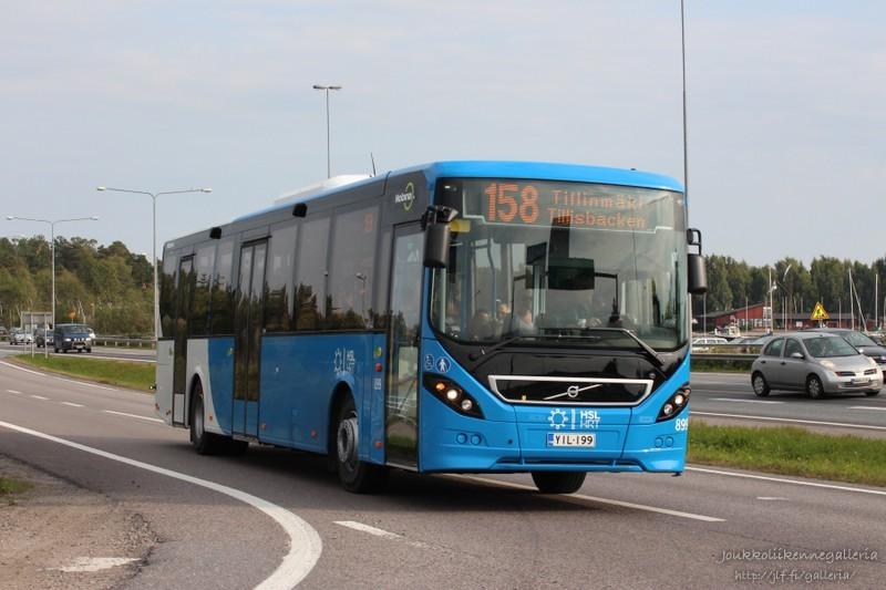 Nobina Finland 899