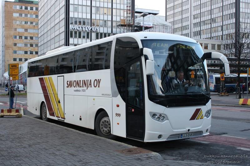Savonlinja 999