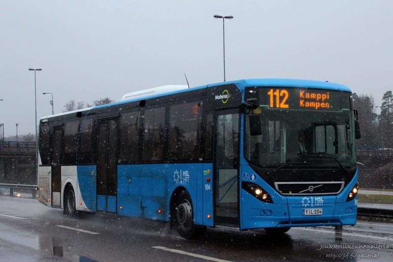 Nobina Finland 904