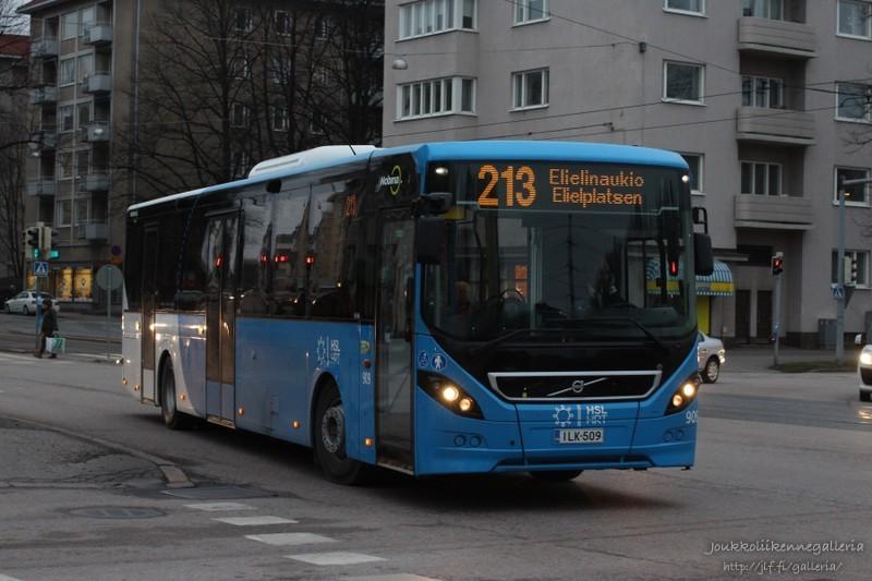 Nobina Finland 909