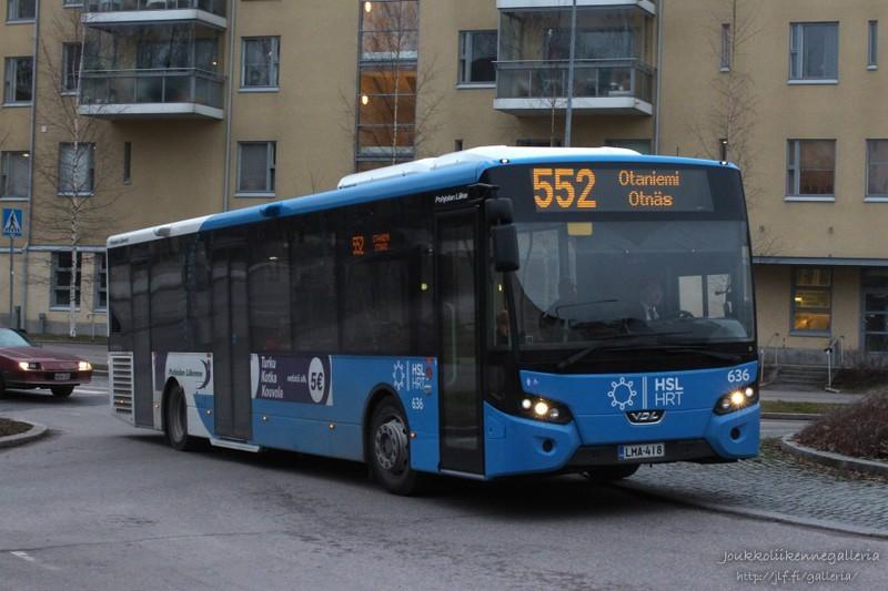 Pohjolan Liikenne 636
