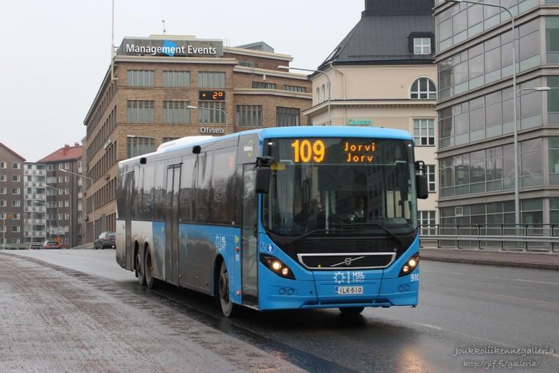 Nobina Finland 910