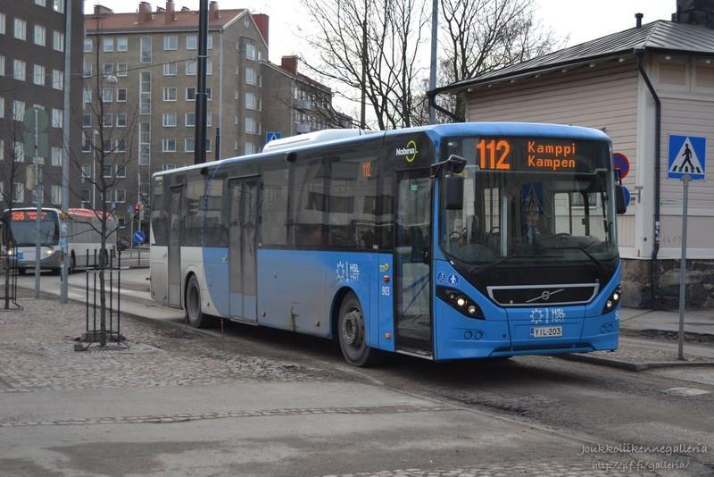 Nobina Finland 903