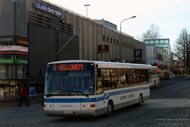 Kuopion Liikenne 31