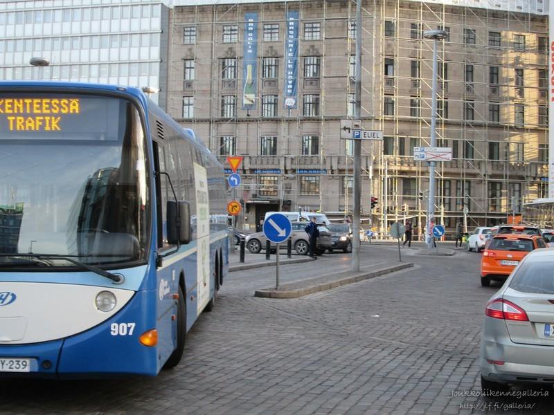 Helsingin Bussiliikenne 907