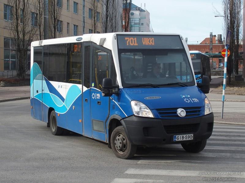 Taksikuljetus 61