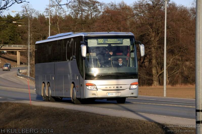 Ampers Busstrafik 8