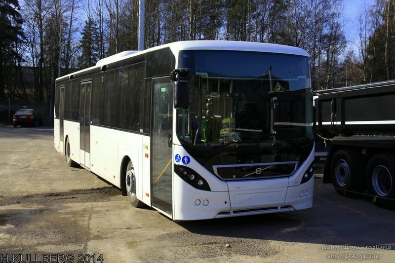 Volvo 8900LE