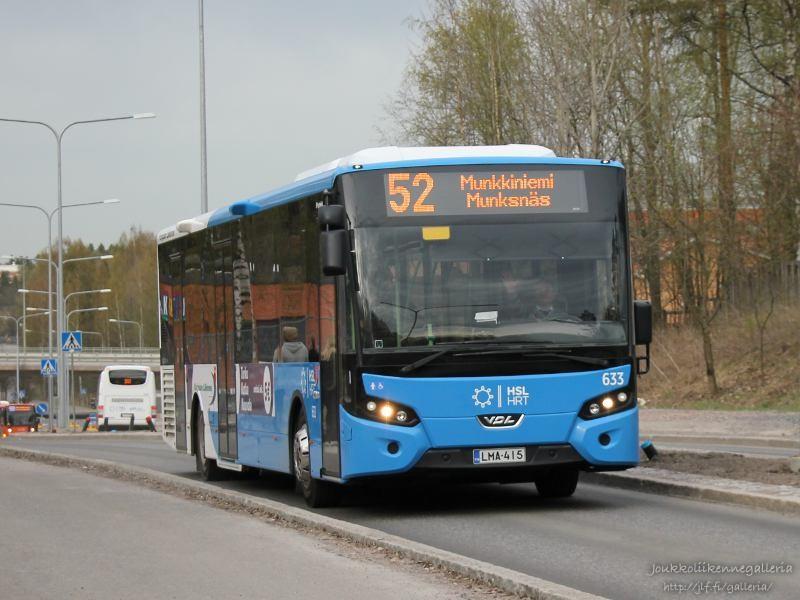 Pohjolan Liikenne 633